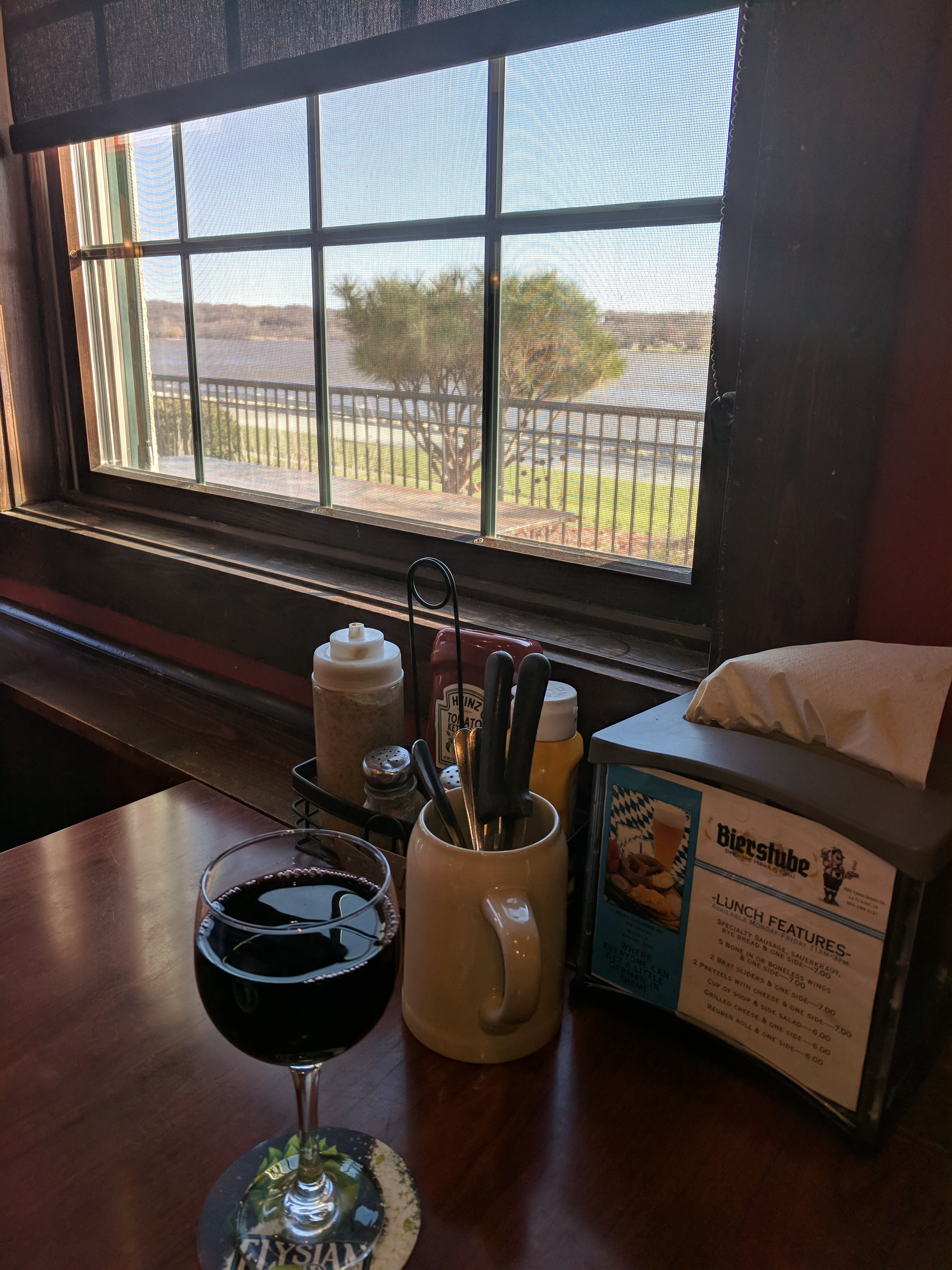 Bierstube – A German – American Pub with a View
