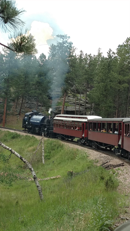 1880's Railroad Keystone South Dakota