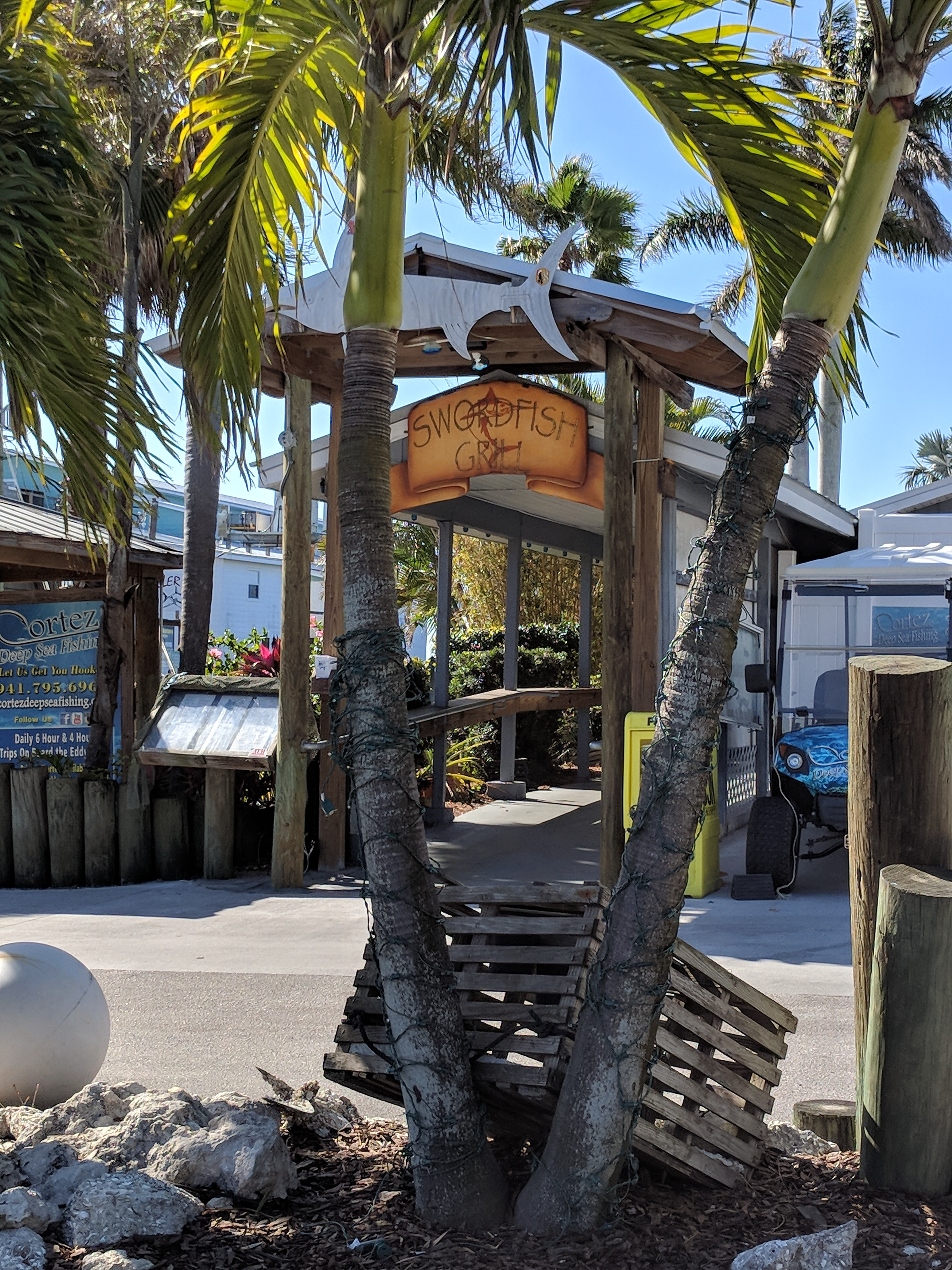 Swordfish Grill Cortez, Florida