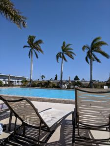 Pool at Colony Cove