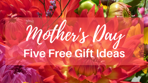 Five Thoughtful Mother's Day Gifts