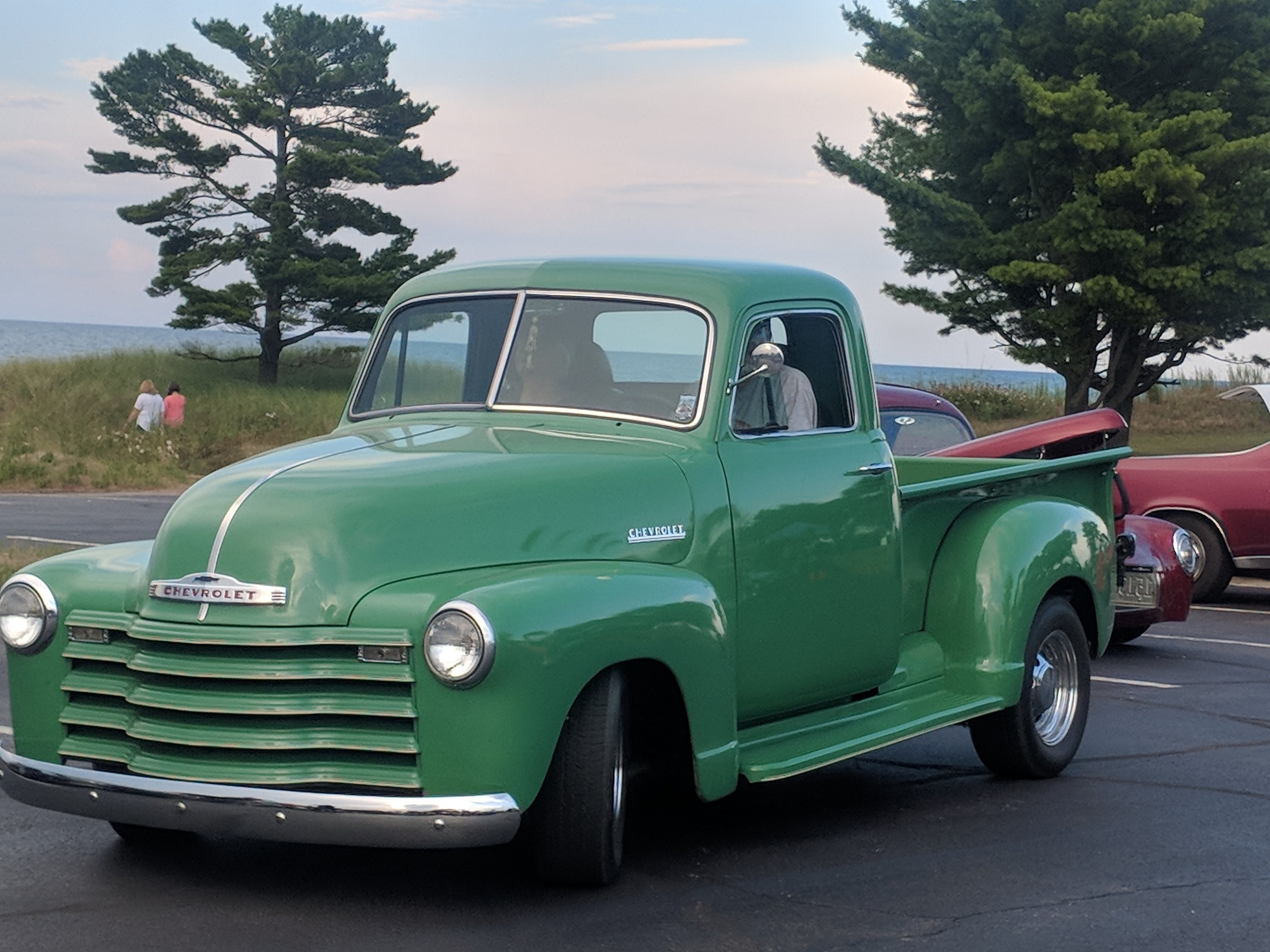 Chevy Classic Truck