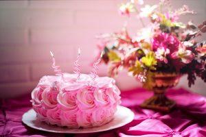 February Love Challenge cake