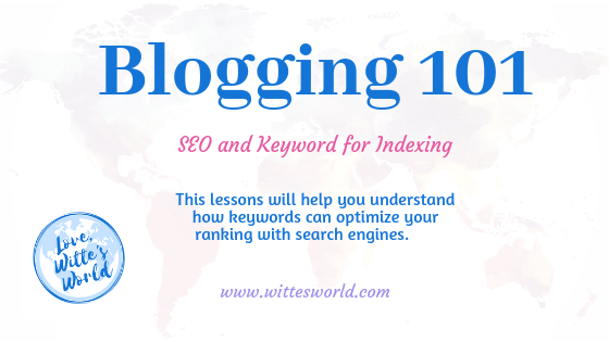 Using Keywords to Rank Higher with Search Engines