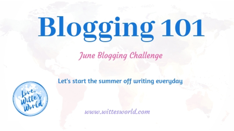 June Writing Challenge – 30 Days 30 Summer Prompts