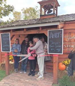 The Shanty's Little Store Ribbon Cutting