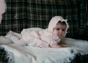 Sara Jane at 3 months